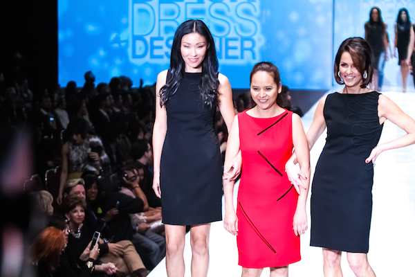 34be4c5cf3f Little Black Dress Designer Competition Grand Finale at Fashion Houston