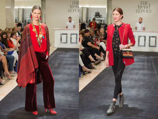 11dd65124 Fashion's Night of Fall Trends as Presented by Neiman Marcus ...