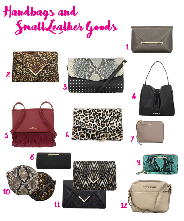 Handbags And Small Leather Goods