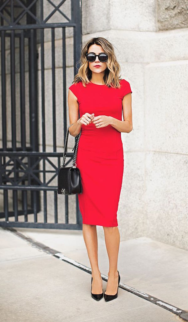Hello Fashion Blog_little red dress for vday