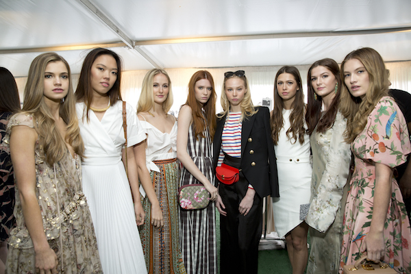 Models wearing looks curated by The Webster; Photo by Jenny Antill