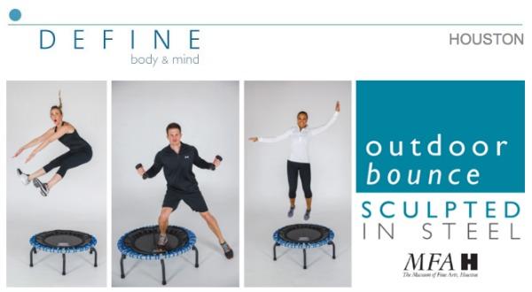define outdoor bounce