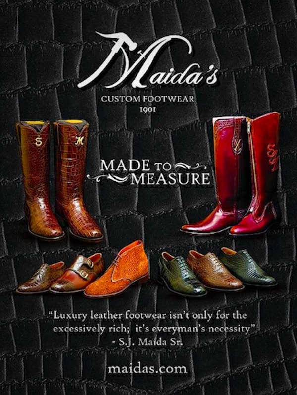 b032d1e68b2 Maida's Custom Footwear Has Offer Sure to Make Dad Feel Special ...