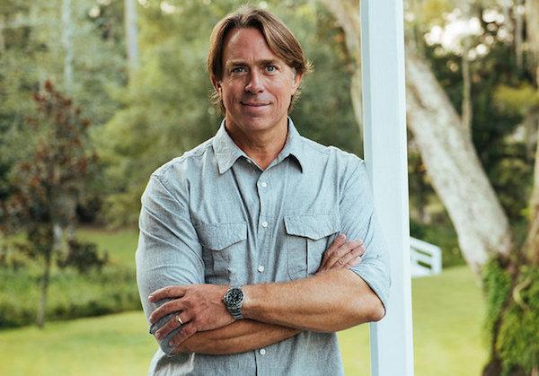 John Besh, photo Rush Jagoe, courtesy of Besh Restaurant Group