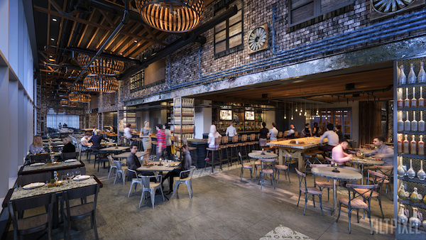 Grotto Ristorante Debuts As A Highlight Of New Downtown