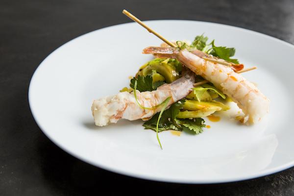 Gulf Coast Shrimp Skewers_Photo by Julie Soefer