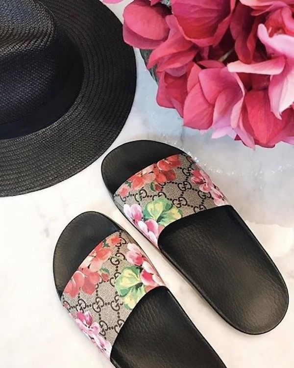 updated sporty slides a growing trend with some new flare