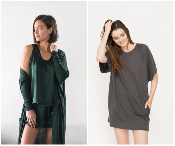Lunya. lunya Washable Silk Set    Pima Sleep Dress. Sleepwear that makes  women ... aef82f09a