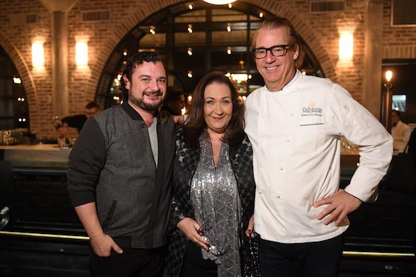 *194_Chef David Cordua, Cleverley Stone, Chef Robert Del Grande