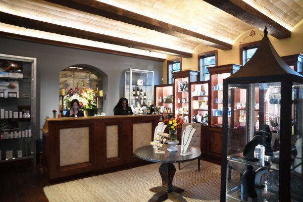 Fiori Day Spa    A Luxe Day of Pampering Plus a Perfectly